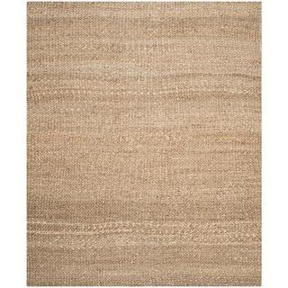 Safavieh Casual Natural Fiber Hand-loomed Sisal Style Natural Jute Rug (8' x 10')