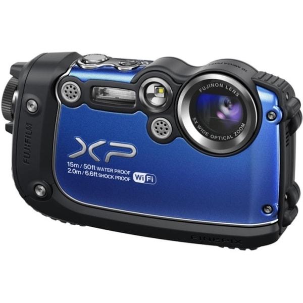Fujifilm FinePix XP200 16.4 Megapixel Compact Camera - Blue