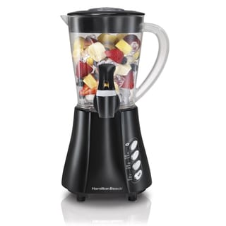 Hamilton Beach Black Smoothie Dispensing Blender