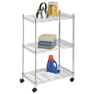 Whitmor Rolling Utility Cart