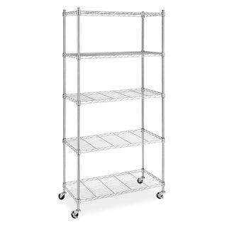 Whitmor 5-tier Storage Rack