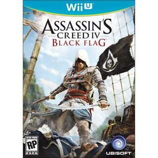 Wii U - Assassins Creed IV: Black Flag