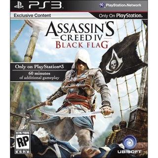 PS3 - Assassins Creed IV: Black Flag