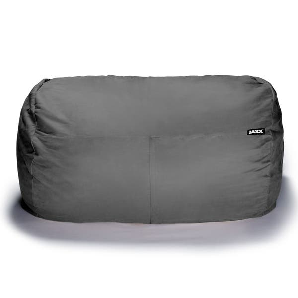 Shop Jaxx 7\' Bean Bag Sofa - On Sale - Free Shipping Today ...