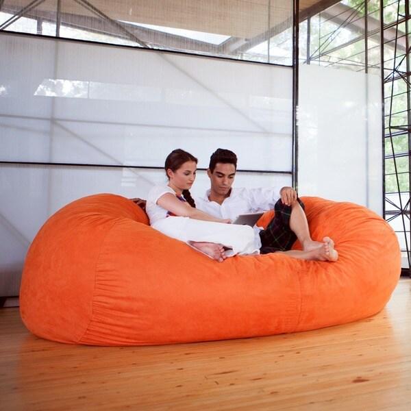 Jaxx 7u0027 Bean Bag Sofa