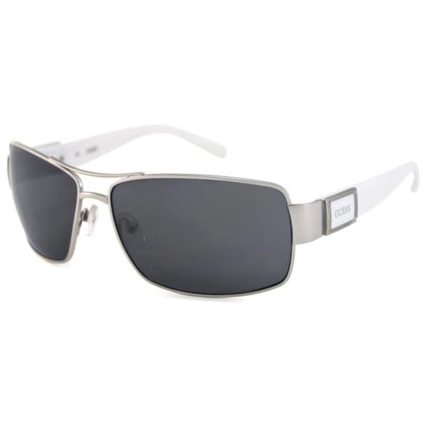Guess Men's GU6679 Aviator Sunglasses