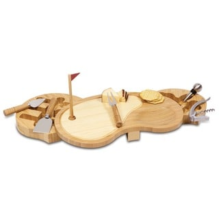 Picnic Time Sand Trap Cutting Board Set