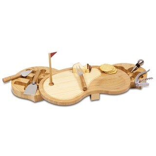 Picnic Time Sand Trap Cutting Board Set