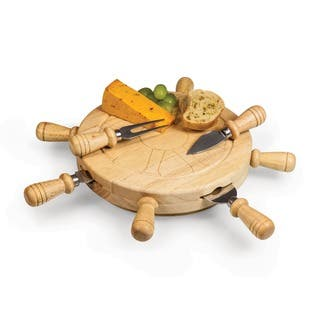 Picnic Time Mariner Cheese Board|https://ak1.ostkcdn.com/images/products/7998939/P15365555.jpg?impolicy=medium
