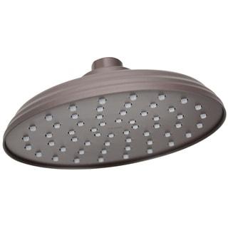Jado Old Bronze 6-inch Traditional Rain Can Showerhead