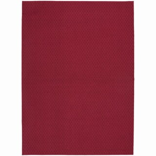Somette Ashton Crimson Area Rug (7'6 x 9'6)
