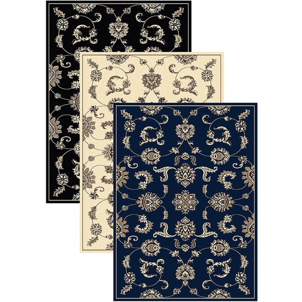 "Admire Home Living Artisan Oriental Area Rug (5'5 x 7'7) - (5'5"" X 7'7"")"