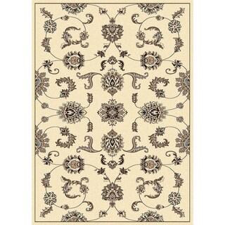 Admire Home Living Artisan Oriental Area Rug (3'3 x 4'11)