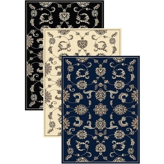 Admire Home Living Artisan Oriental Area Rug (3'3 x 4'11)