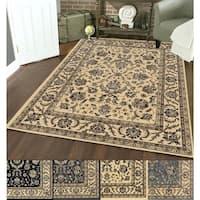 Admire Home Living Artisan Classic Olefin Area Rug (7'9 x 11')