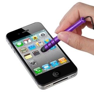 INSTEN Purple Stylus Pen for Apple iPod Touch 1/ 2/ 3/ 4/ 5
