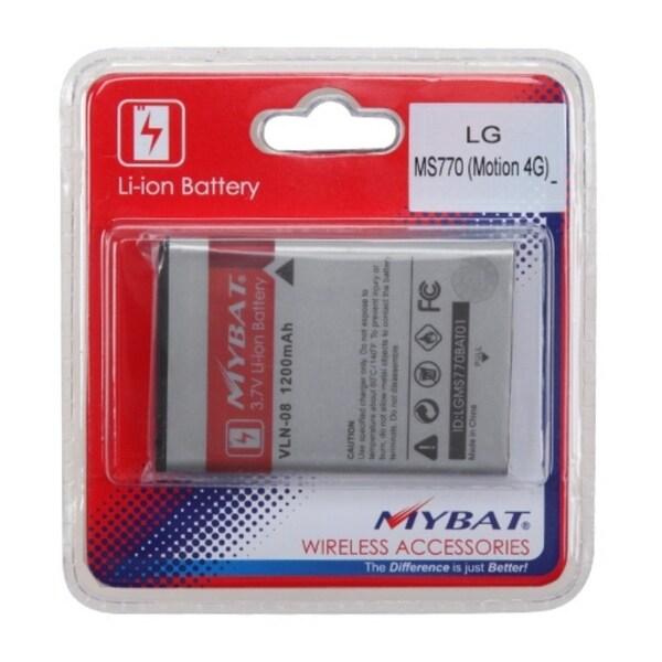 INSTEN Li-ion Battery for LG MS770 Motion 4G/ US730 Splendor