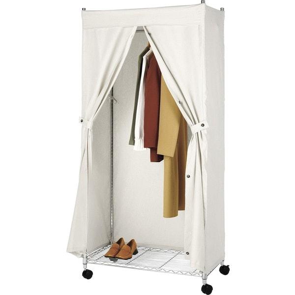 Whitmor 6462-389 Supreme Protective Garment Rack Cover