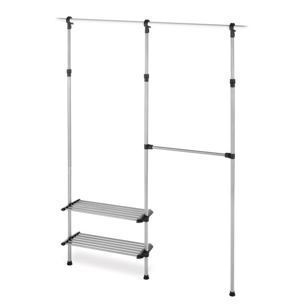 Merveilleux Whitmor Closet Rod System Storage Rack