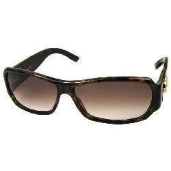 Gucci 2935/S Women's Dark Havana Sunglasses - Thumbnail 1