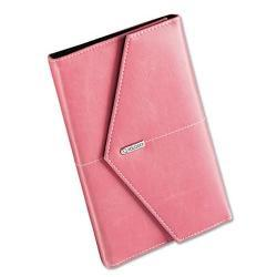 Rolodex City of Hope Pink Ribbon Spiral-bound 50-page Journal
