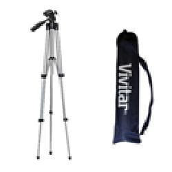 Vivitar VPT1250 50-inch Photo/ Video Tripod