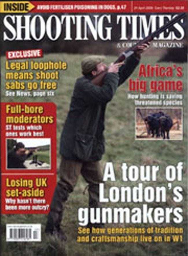 Shooting Times, 12 issues for 1 year(s)
