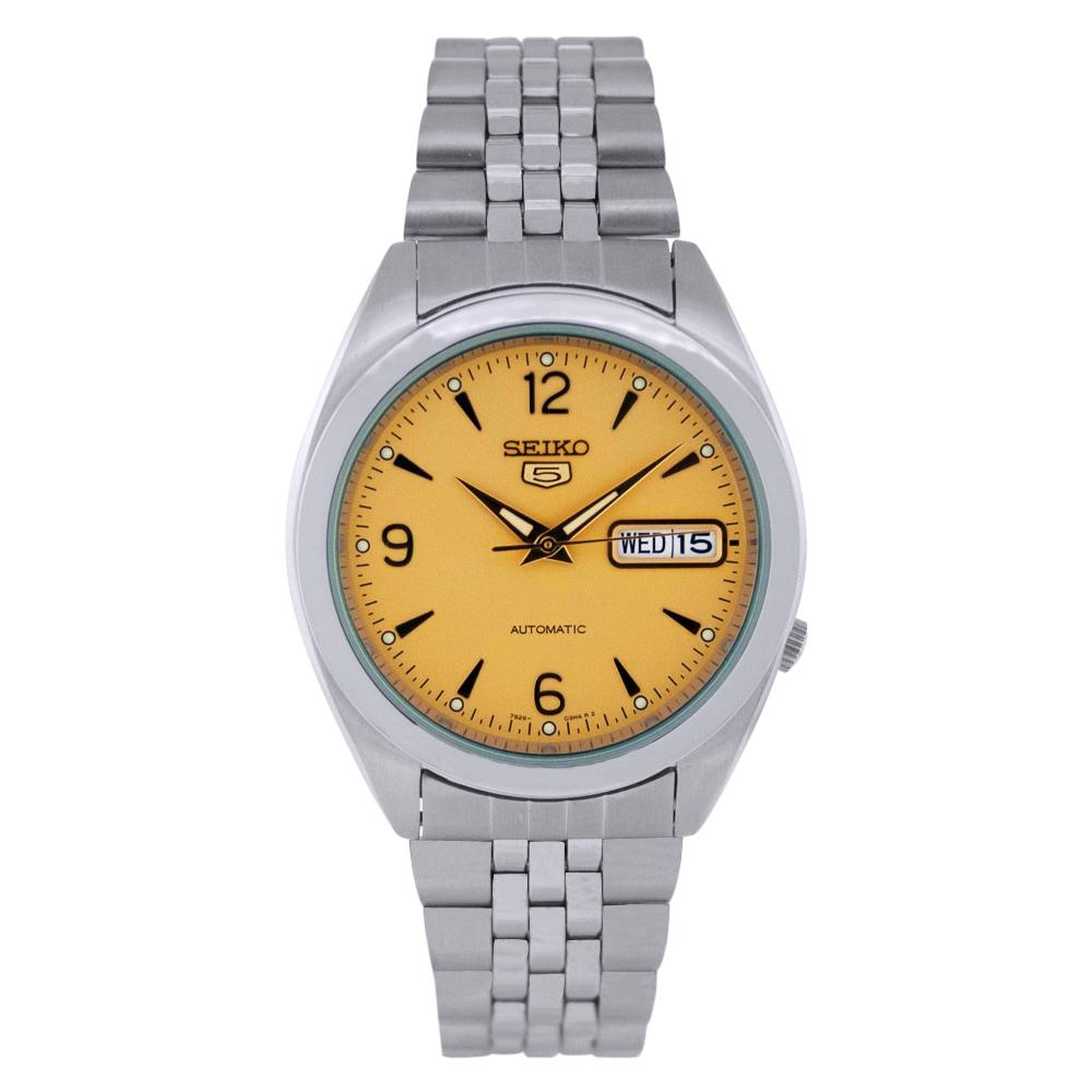 Seiko 5 Men's SNK133K Champagne Watch