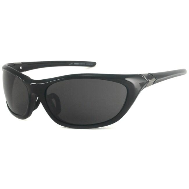 Harley Davidson Men's HDX811 Wrap Sunglasses