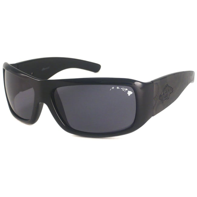 Anarchy Men's Consultant Polarized Wrap Sunglasses - Thumbnail 0