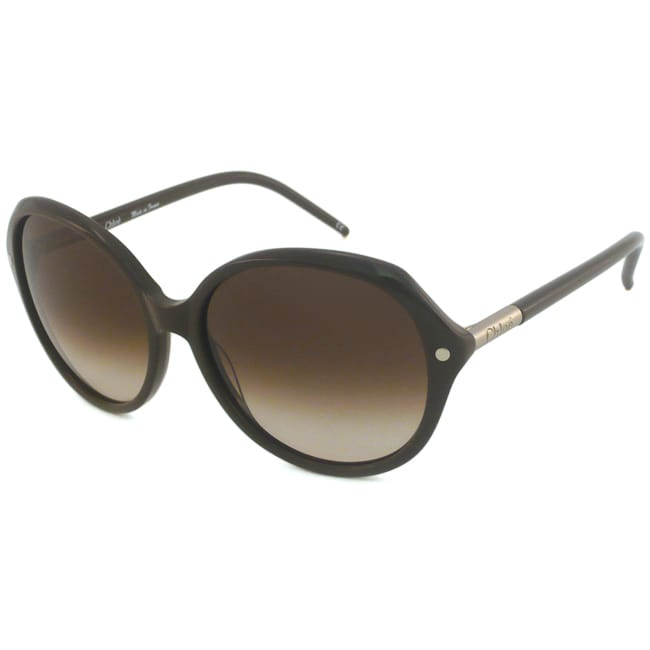 Chloe Women's CL2252 Rectangular Sunglasses