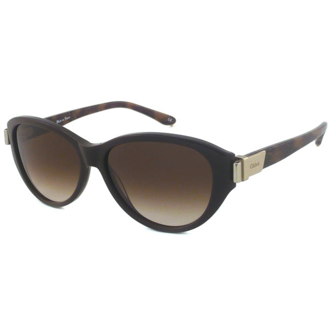 Chloe Women's CL2260 Cat-Eye Sunglasses