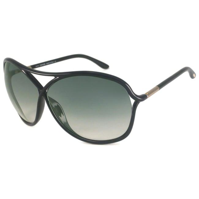 Tom Ford TF0184 Vicky Women's Oversize Sunglasses