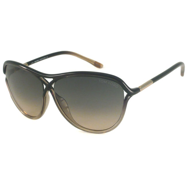Tom Ford TF0183 Tabitha Women's Rectangular Sunglasses