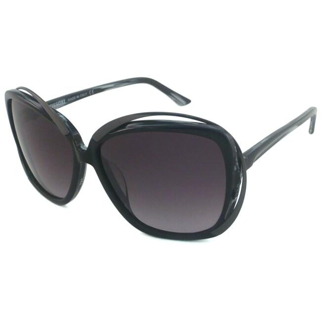 Missoni Women's MI695 Rectangular Sunglasses