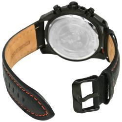 Swiss Precimax Men's Formula 7 Pro Leather Watch - Thumbnail 2