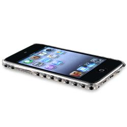BasAcc Case/ LCD Protector/ Headset for Apple iPod Touch Generation 4 - Thumbnail 1