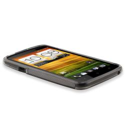 Smoke TPU Case/ Protector/ Wrap for HTC One X - Thumbnail 2