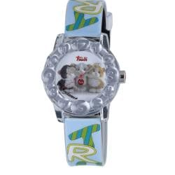 Trudi Italy Kids' Light Blue Plastic Watch
