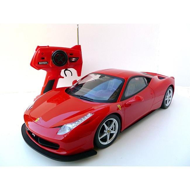 1/14 Scale Ferrari 458 Italia Radio Remote Control Sport Car