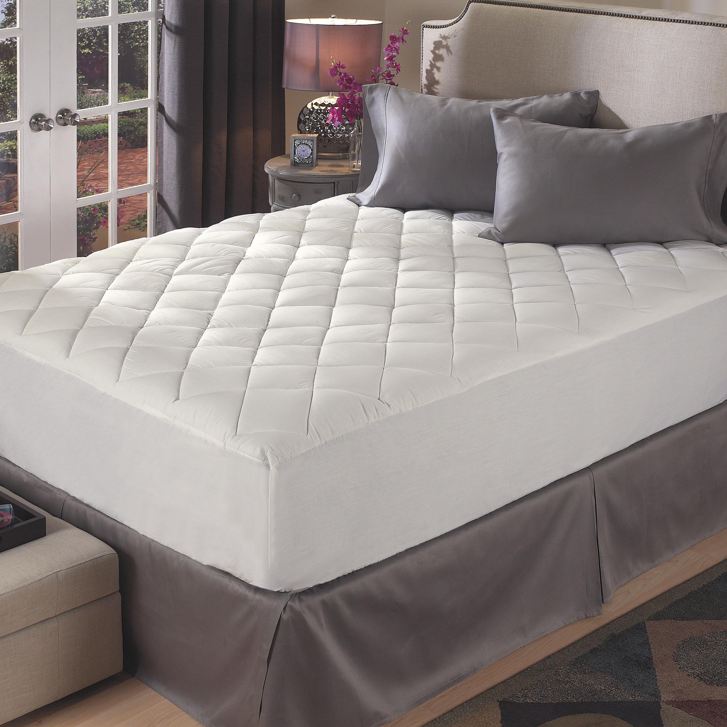 Comfort Inn Mattress Brand Hotel Super Topper Plush Comfort Mattress Pad Free