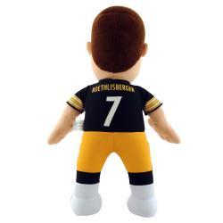 Pittsburgh Steelers Ben Roethlisberger 14-inch Plush Doll - Thumbnail 1
