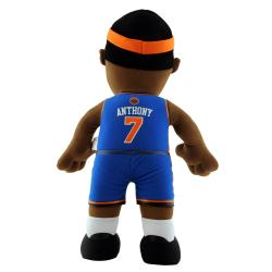 Official NBA New York Knicks Carmelo Anthony 14-inch Plush Doll.