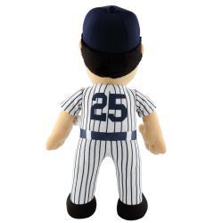 New York Yankees Mark Teixeira 14-inch Plush Doll - Thumbnail 1