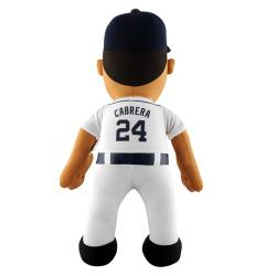 Bleacher Creatures Detroit Tigers Miguel Cabrera 14-inch Plush Doll - Thumbnail 1