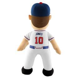 Atlanta Braves Chipper Jones 14-inch Plush Doll - Thumbnail 1