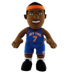 Official NBA New York Knicks Carmelo Anthony 14-inch Plush Doll. - Thumbnail 0