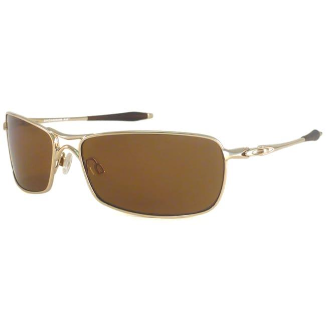 Oakley Men's Crosshair 2.0 Polarized Aviator Sunglasses