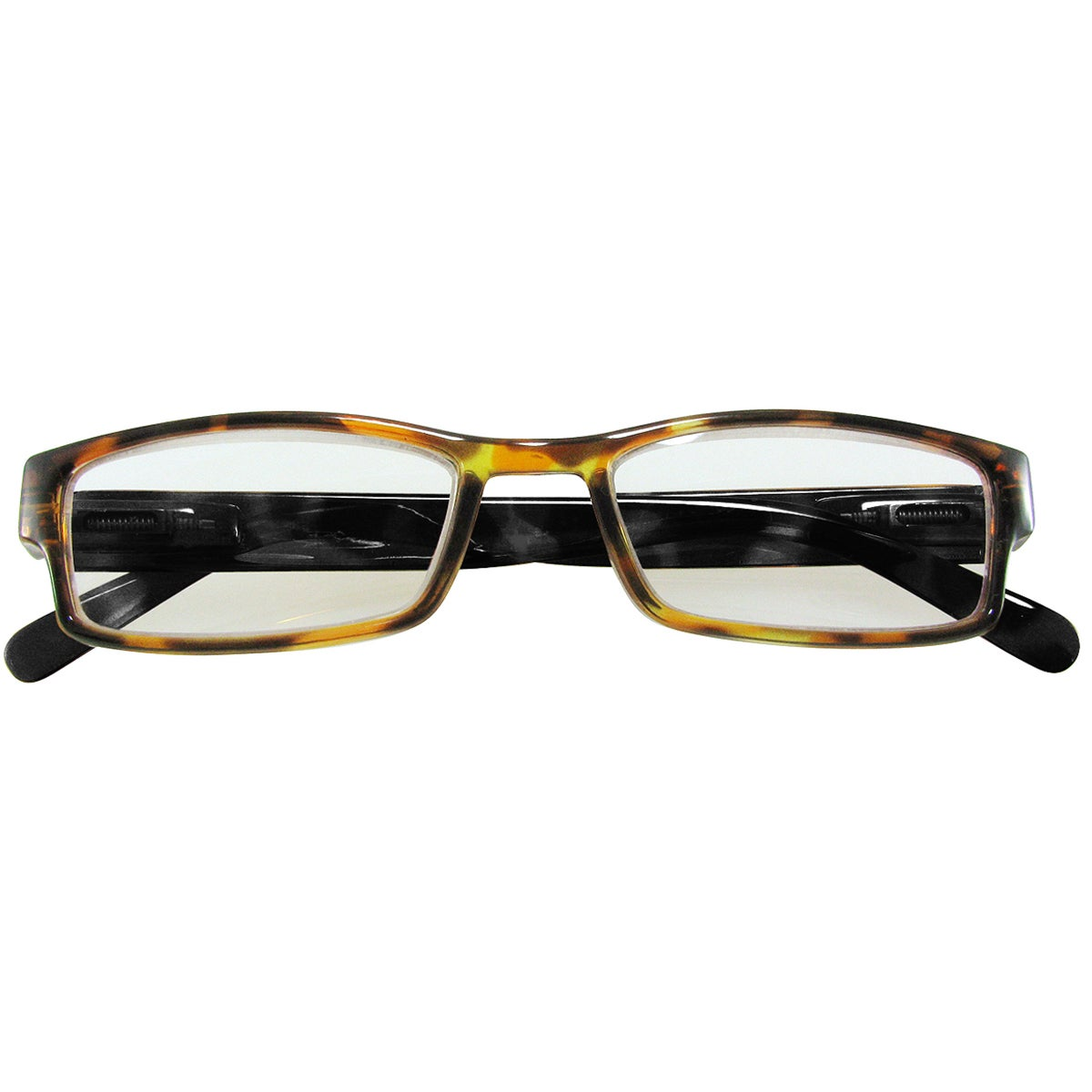 E-specs by Evolutioneyes Tortoise/ black Computer Glasses