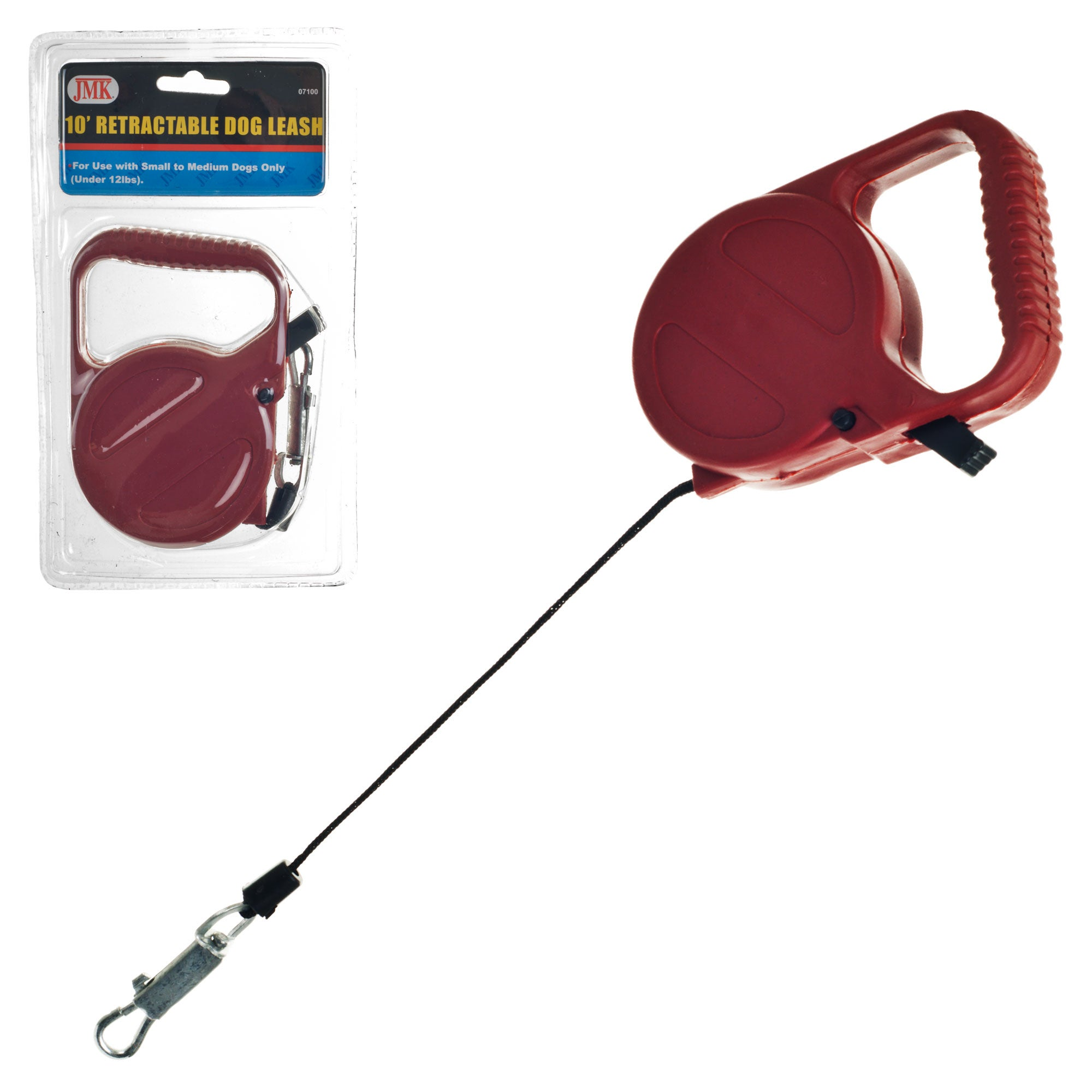TG 10-foot Retractable Dog Leash